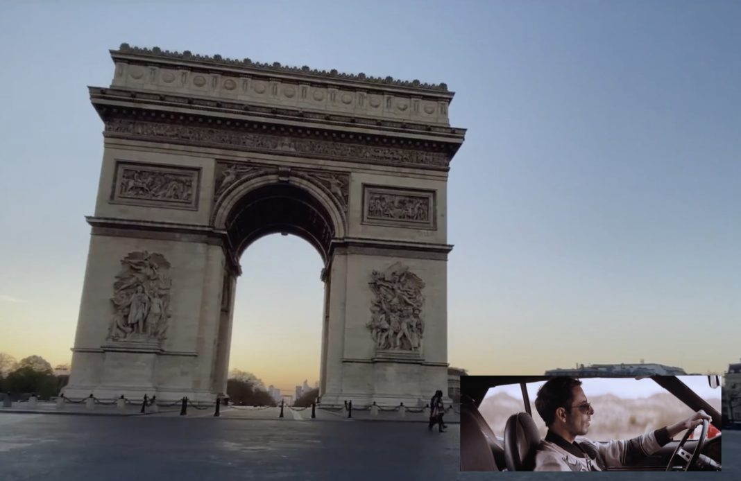 The Avener - 900 Miles - clip - confinement - Paris