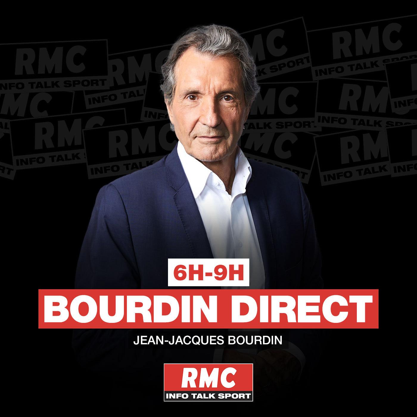 RMC - Bourdin Direct - Jean Jacques Bourdin