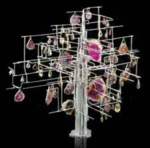 arbre aux tourmalines jean vendôme