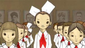 my favorite war - ilze burkovska - 2D - annecy - animation - syma news - URSS