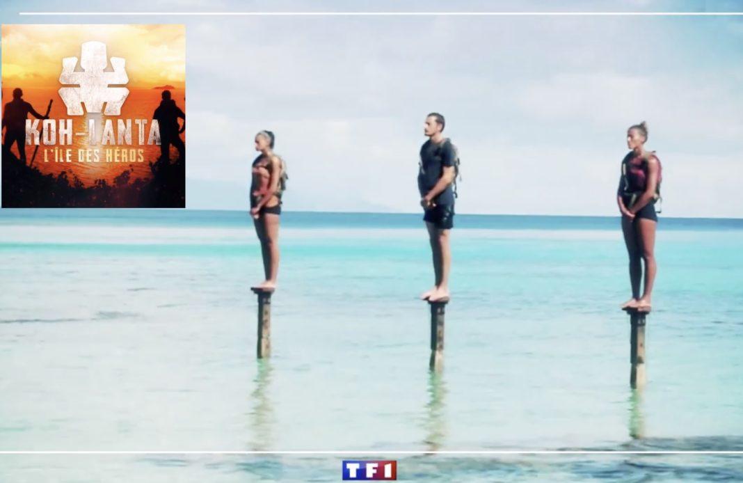 Koh Lanta - Koh Lanta l'île des héros - finale