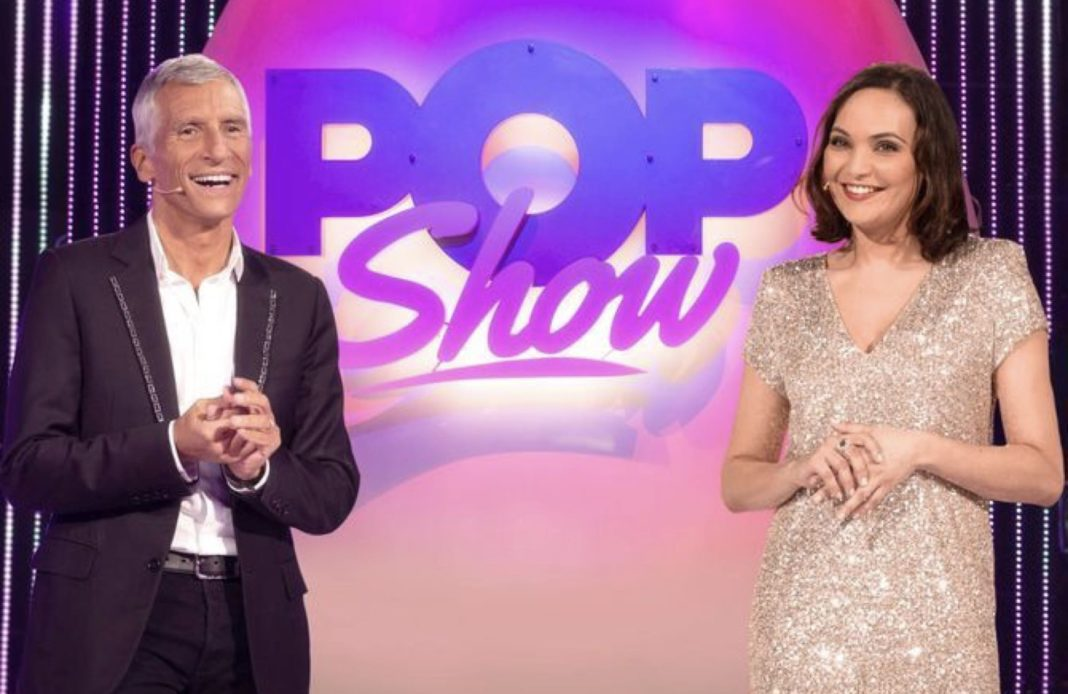 Pop show - France 2 - Nagui - Valérie Bègue