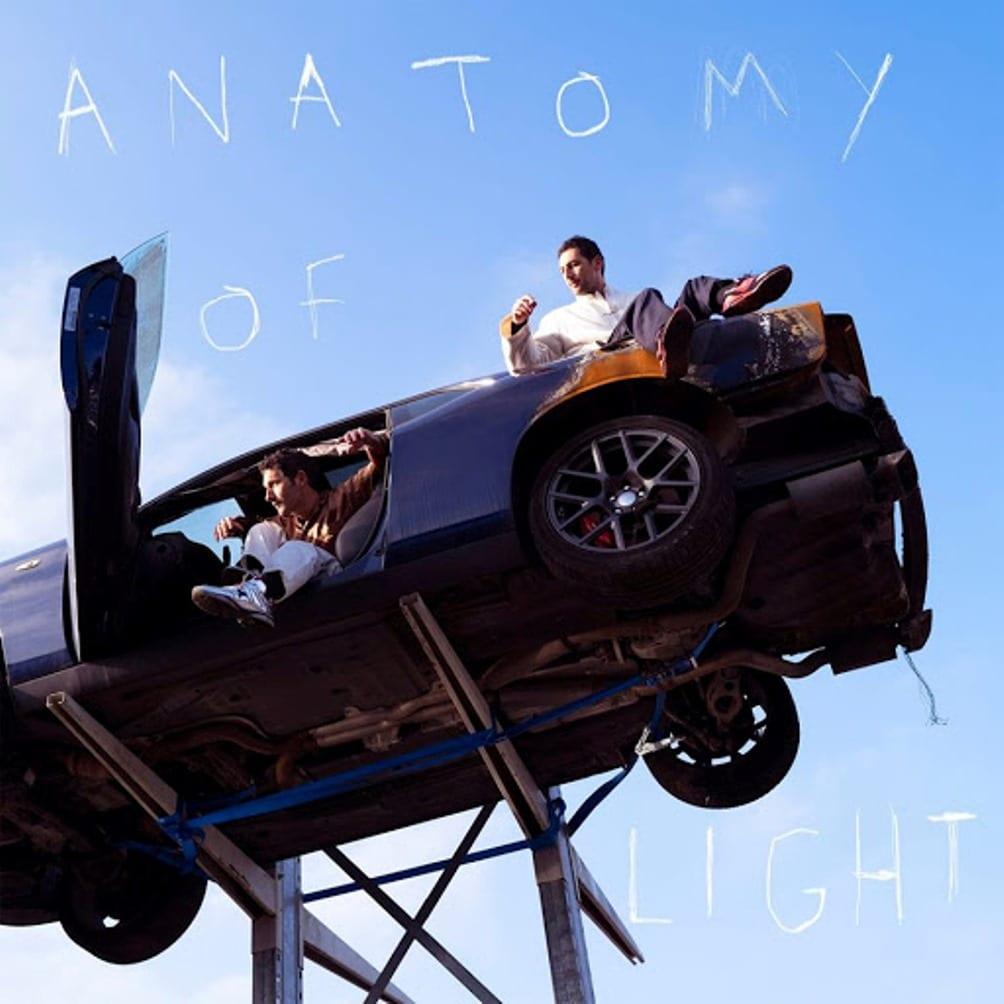 Aaron - Les rivières - Anatomy of light