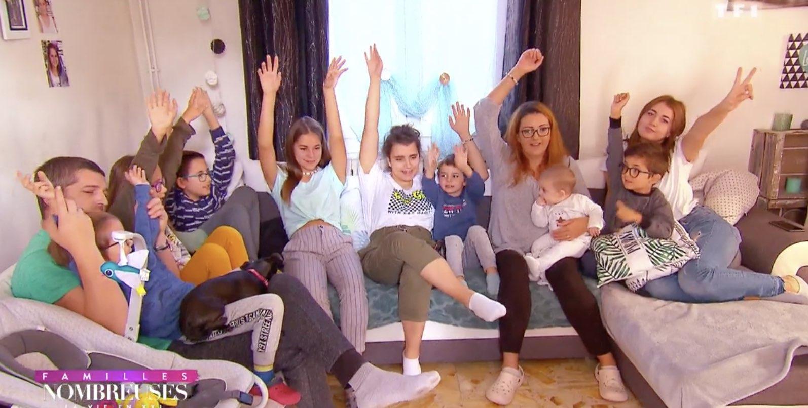 Familles nombreuses - Familles XXL - TF1 -