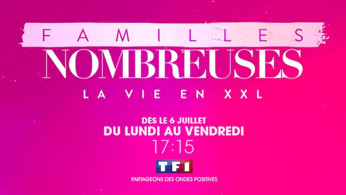 Familles nombreuses - Familles XXL - TF1