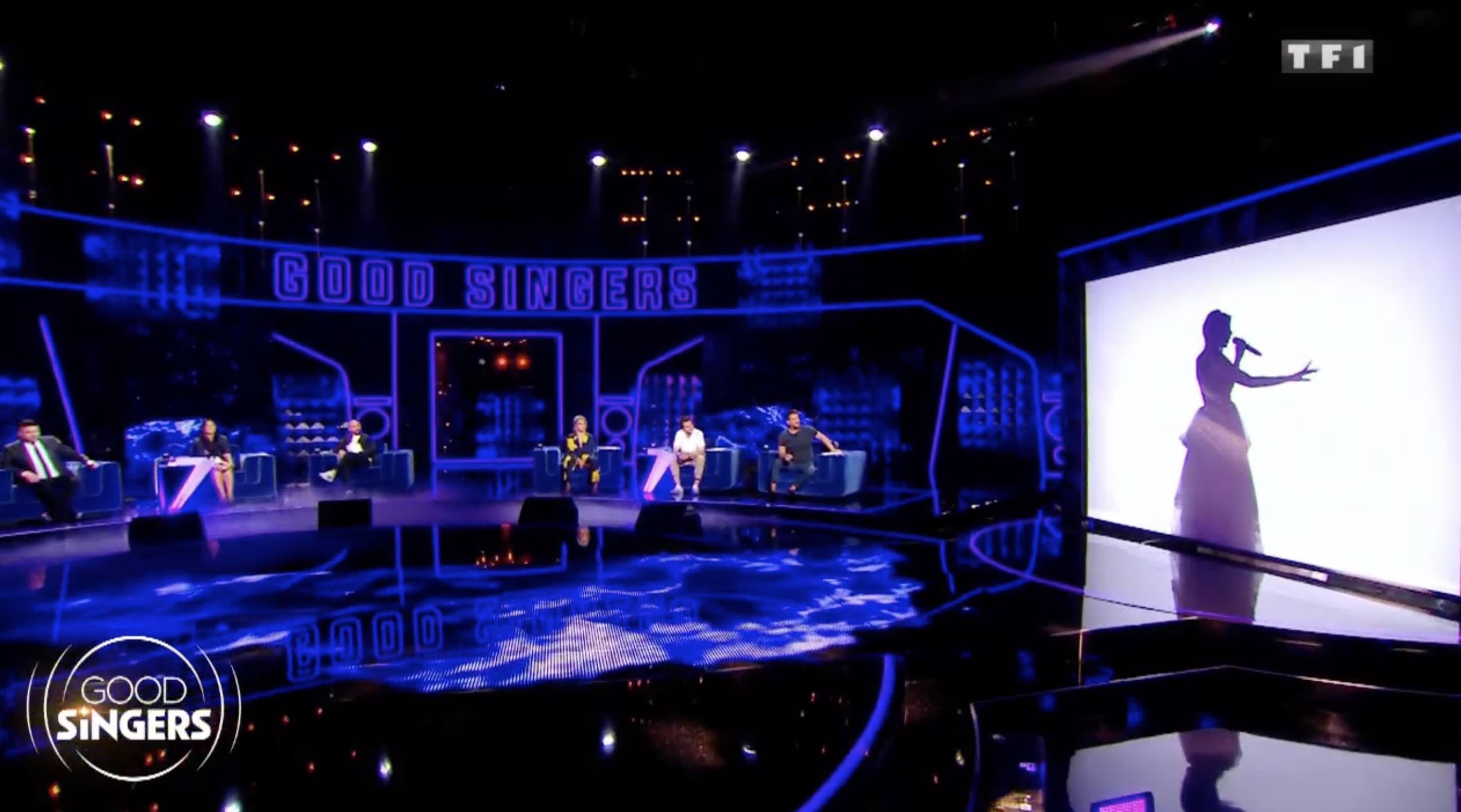 Good singers - TF1 - Jarry