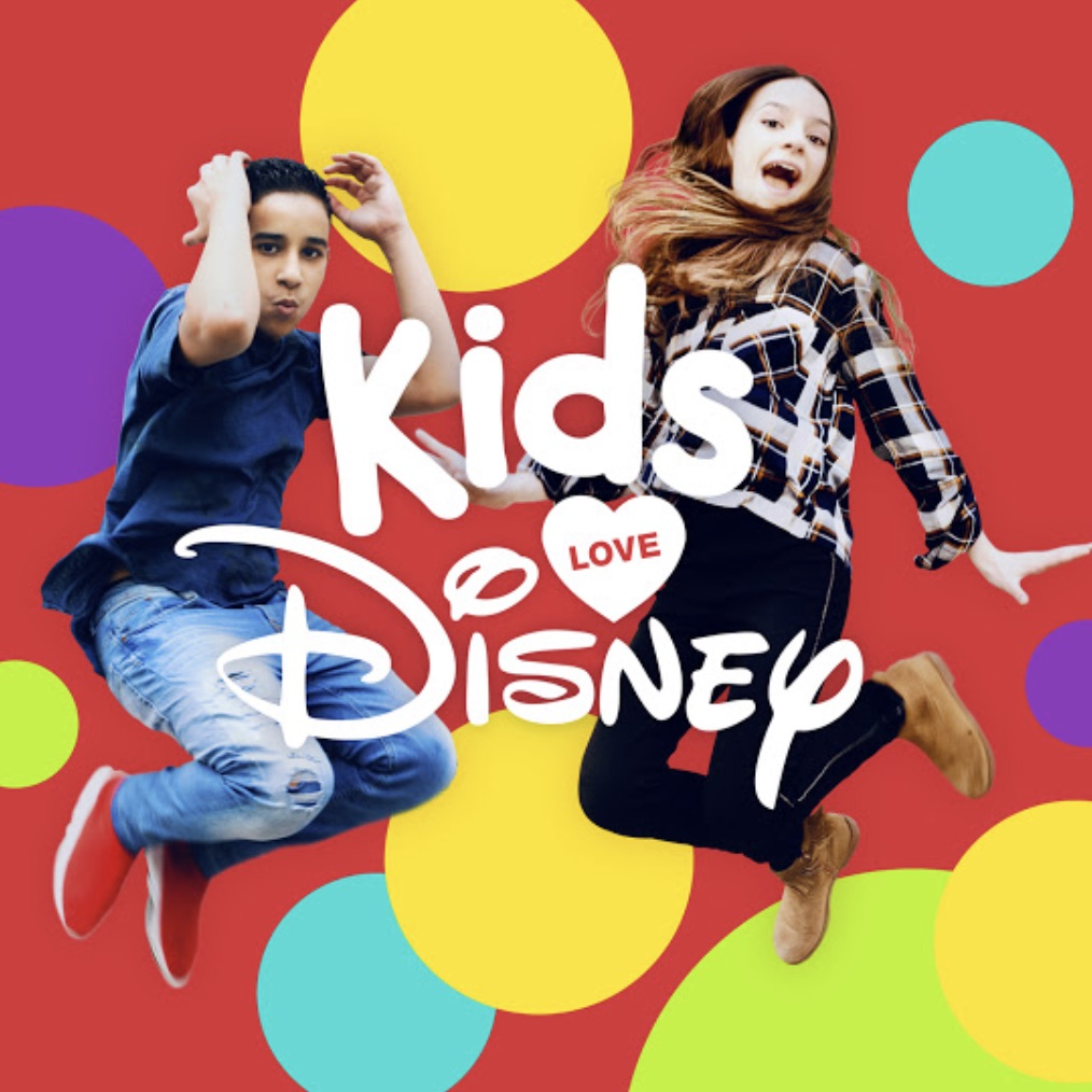 Kids love Disney -