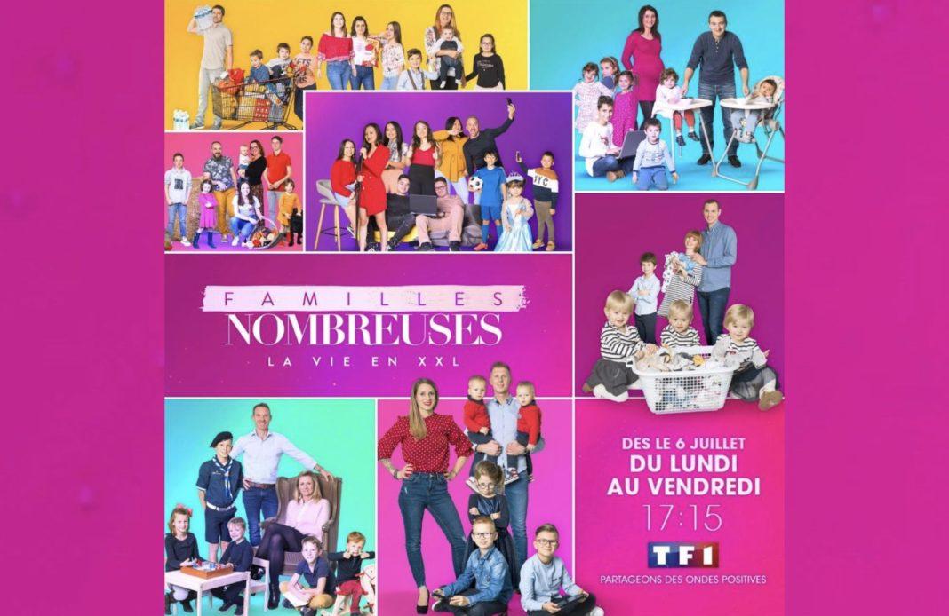Familles nombreuses - TF1