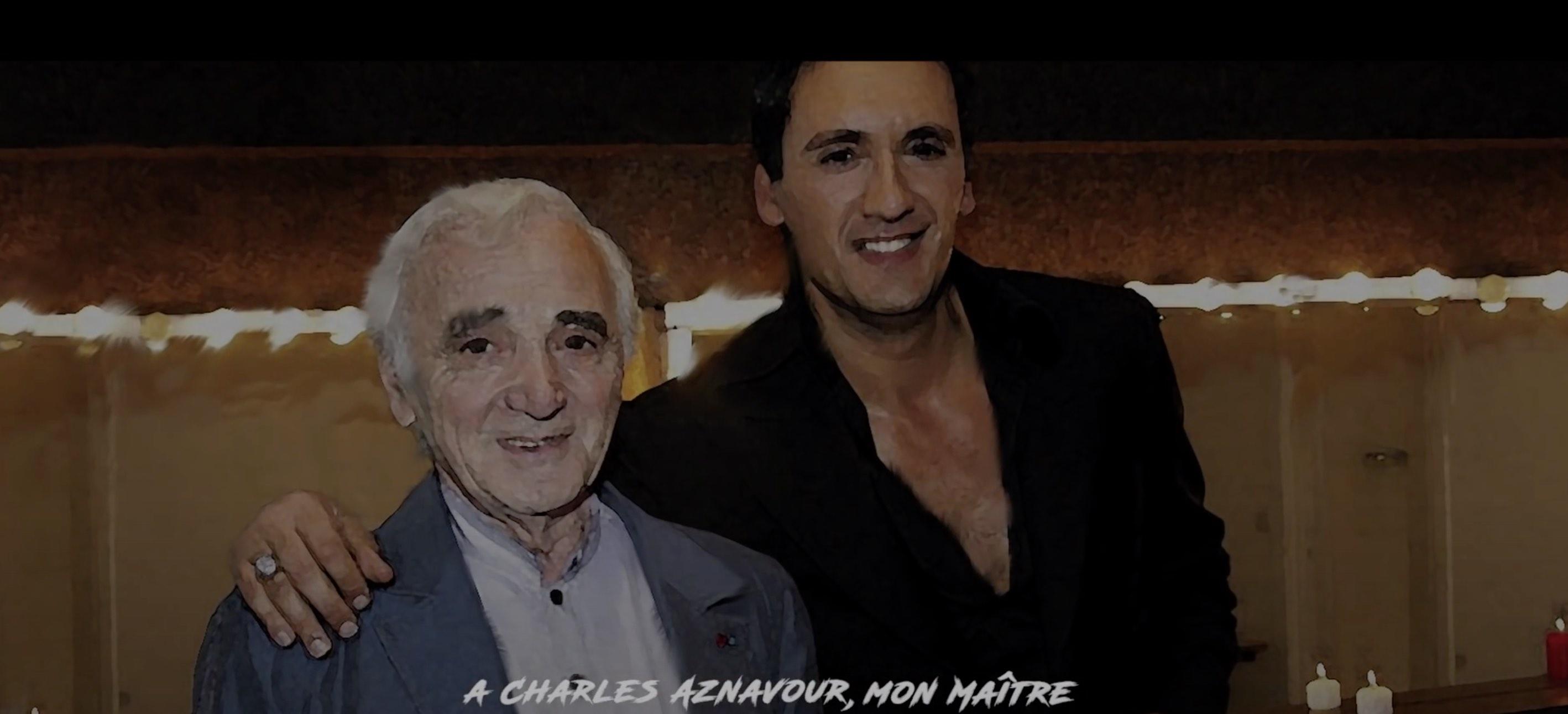 Charles Aznavour - Dany Brillant