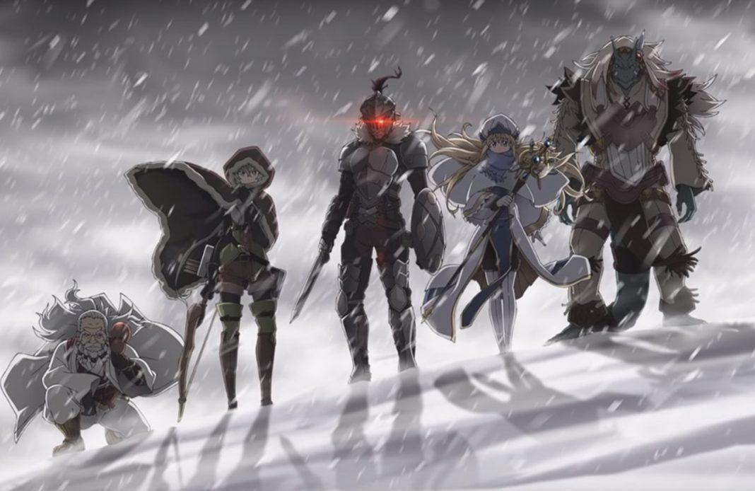Goblin Slayer Goblin Crown anime light novel heroic fantasy animation japonaise blu ray cinéma