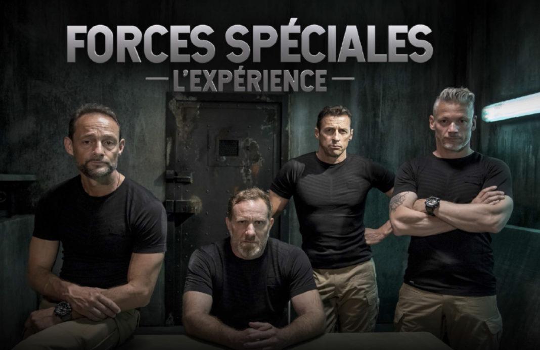 Forces spéciales - M6 - Forces spéciales l'expérience
