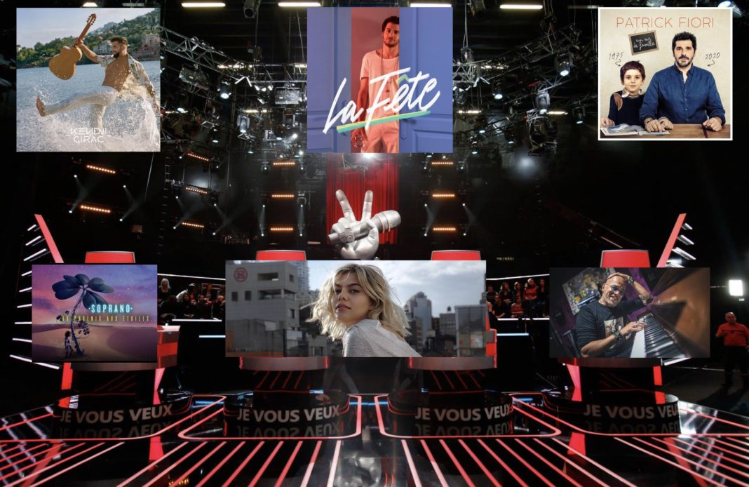 The voice family - The Voice