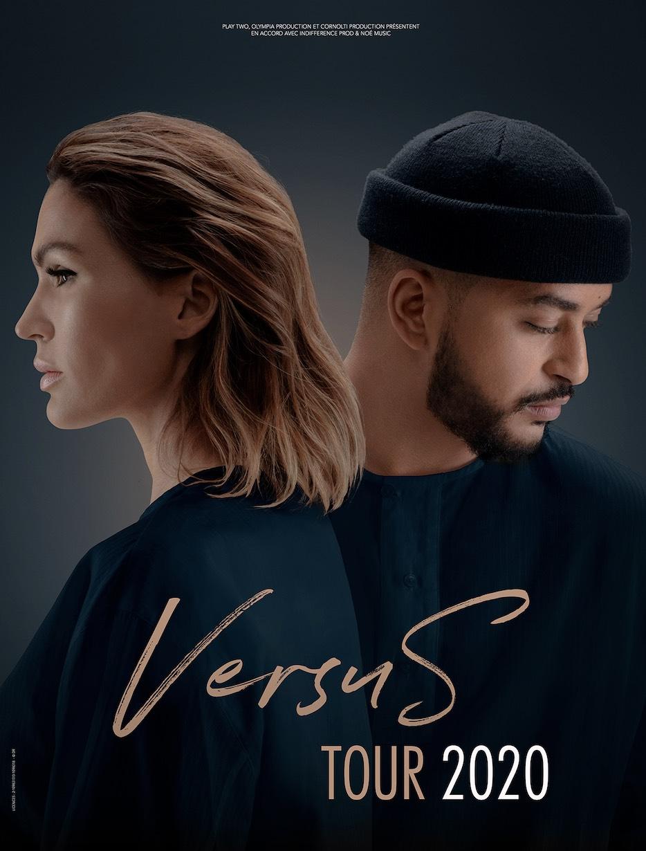 Vitaa Slimane - VersuS Tour