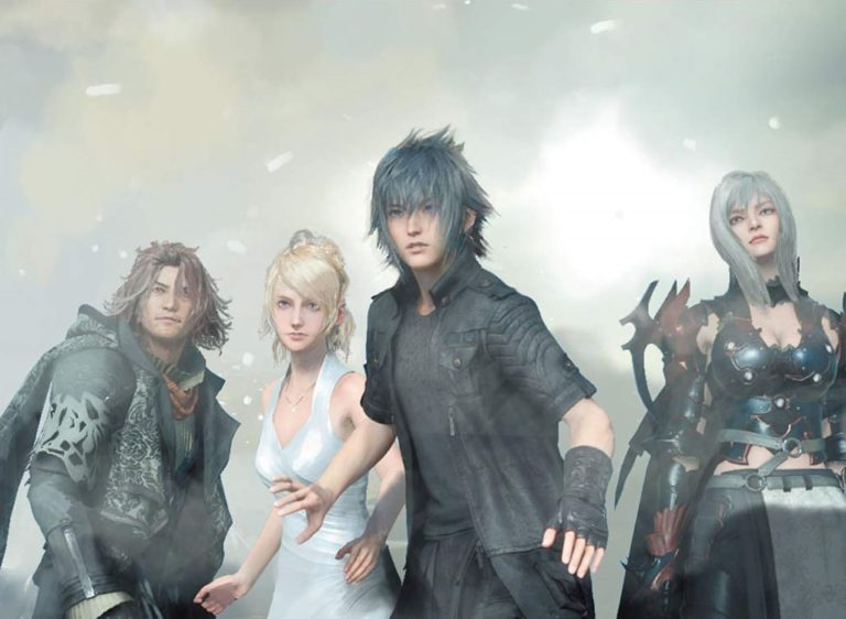 Final Fantasy XV dawn of the future FFXV squareenix jun eishima roman jrpg jeu de rôles epilogue arenea noctis lunafreya ardyn