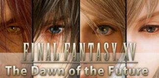 Final Fantasy XV dawn of the future FFXV squareenix jun eishima roman jrpg jeu de rôles epilogue arenea noctis lunafreya ardyn