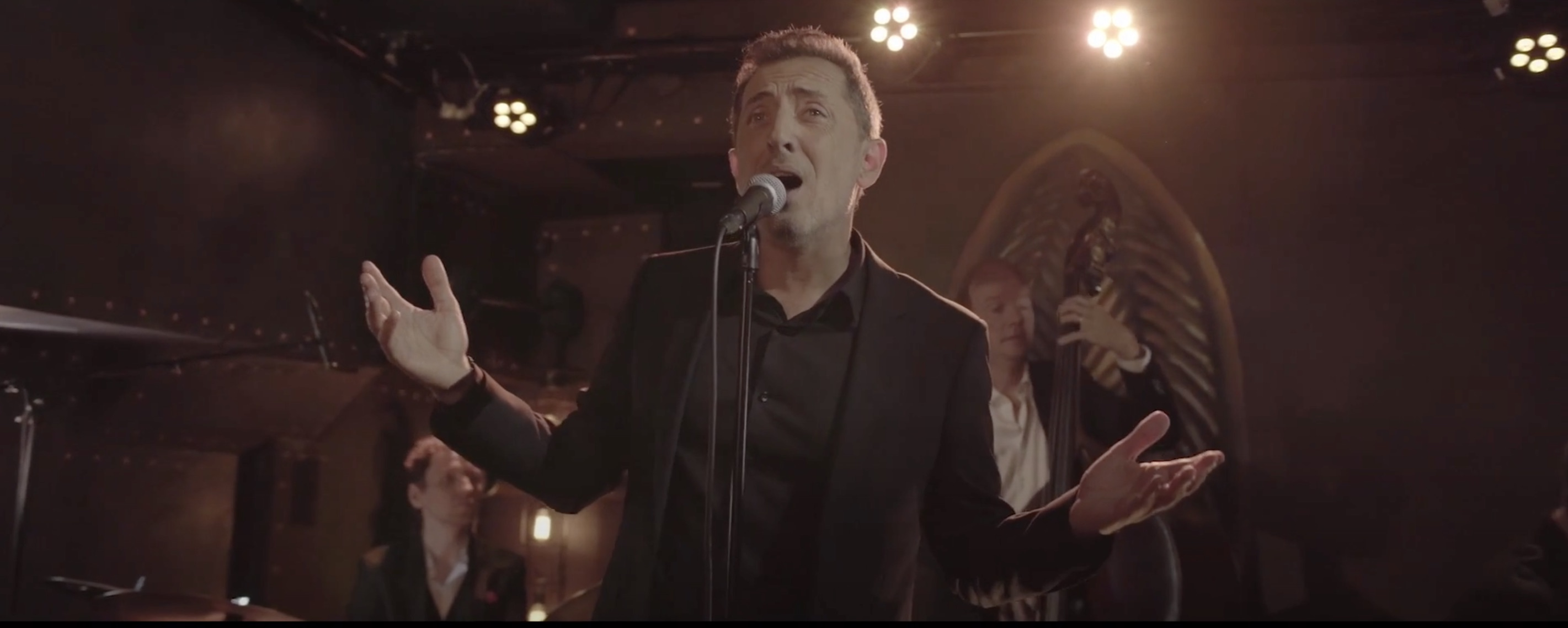 Gad Elmaleh - chanson
