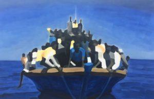 art paris - art - paris - grand palais - exposition - foire - art contemporain - symanews - florence yeremian - lifang - china
