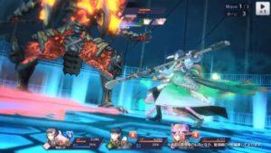 tokyo game show jeu video sony nintendo PS4 PS5 switch zelda link NieR final fantasy XVI atelier ryza 2 sword art online jeu roles rpg jrpg edens zero sakura wars hatsune miku