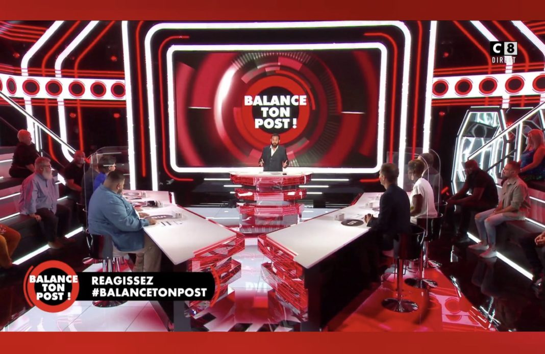 Balance ton post - C8 - Cyril Hanouna - access prime time