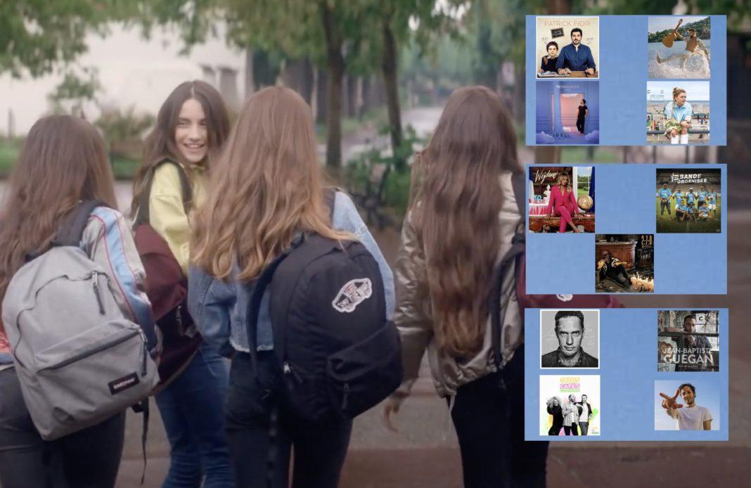 sorties musicales - albums musique - rentrée 2020