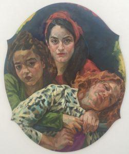 art paris - art - paris - grand palais - exposition - foire - art contemporain - symanews - florence yeremian - xenia hausner - autriche