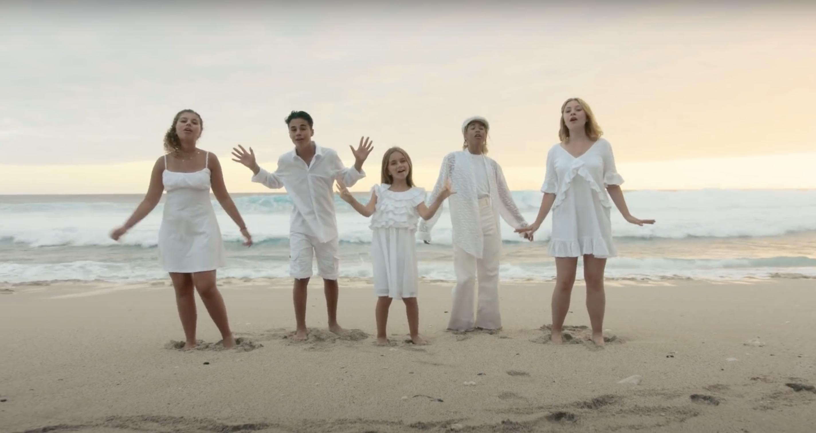 Kids United Nouvelle Génération - Sauver le monde - Best of
