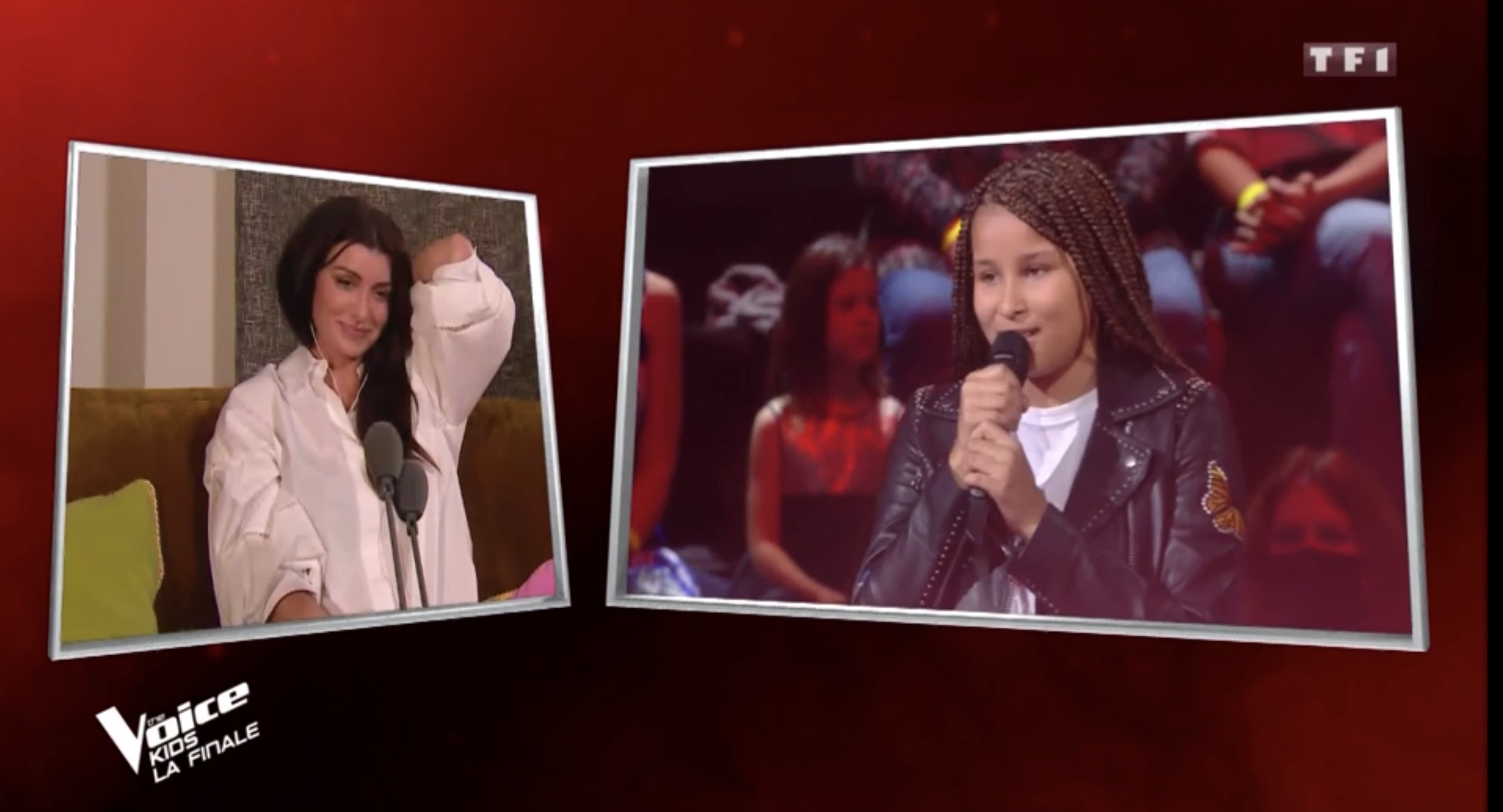 The voice kids - TF1 - finale