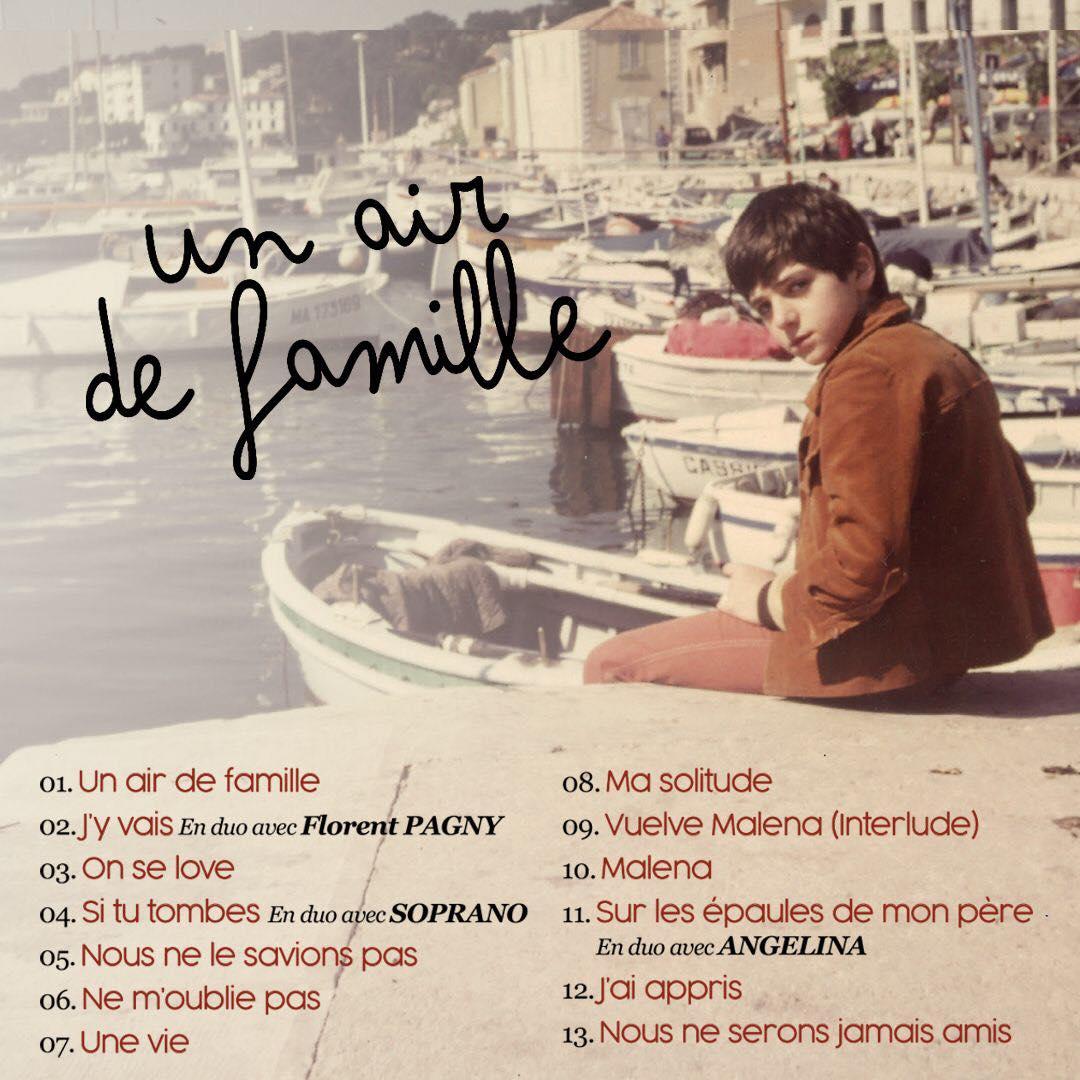 Patrick Fiori - Un air de famille