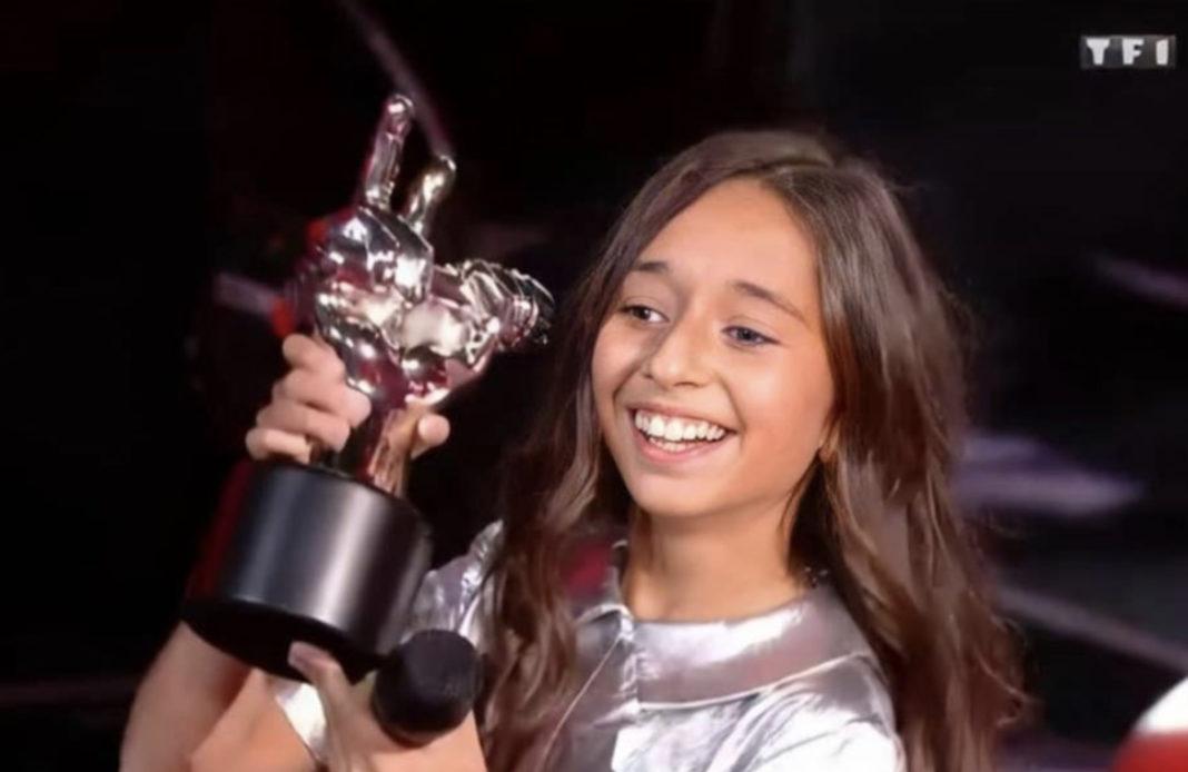 The voice kids - Rebecca - TF1