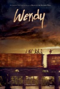 wendy - film - peter pan - florence yeremian - syma news - cine - cinema - movie - benh zeitlin - devin france - yashua mack - naquin - enfants - aventure - condor films