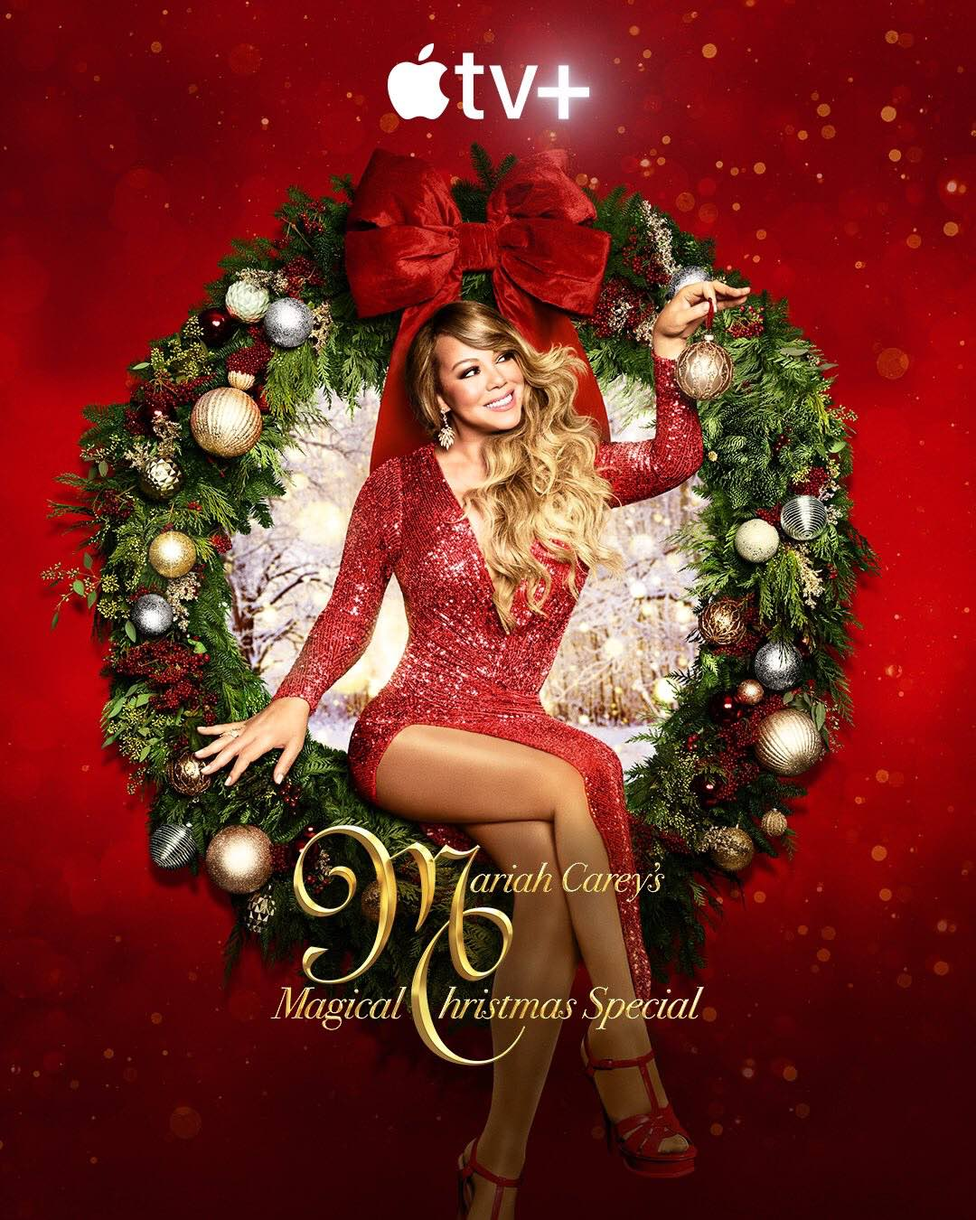 Mariah Carey - Christmas - AppleTV+