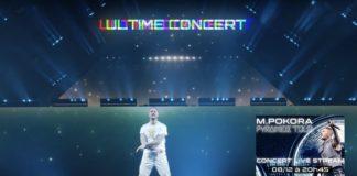 M Pokora - Pyramide Tour - Pyramide - Seine musicale - live stream