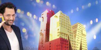 Lego Masters - M6 - Eric Antoine - briques - legos -