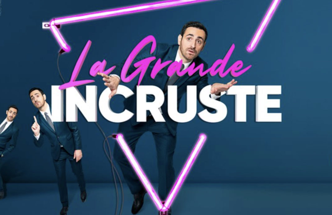 La grande incruste - TF1 - Camille Combal -
