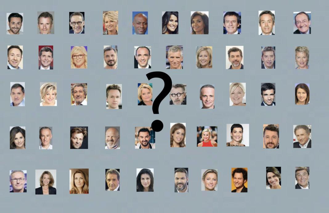 Top 50 - personnalités tv préférées 2020 - TVMag -