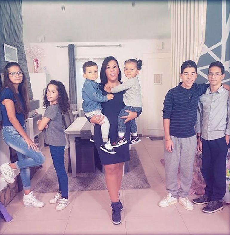 Mon incroyable famille - M6 - Famille Mineirot -