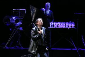 Oscar Clark - adolf hitler - catherine Brisset - theatre - syma news - yeremian florence - palies
