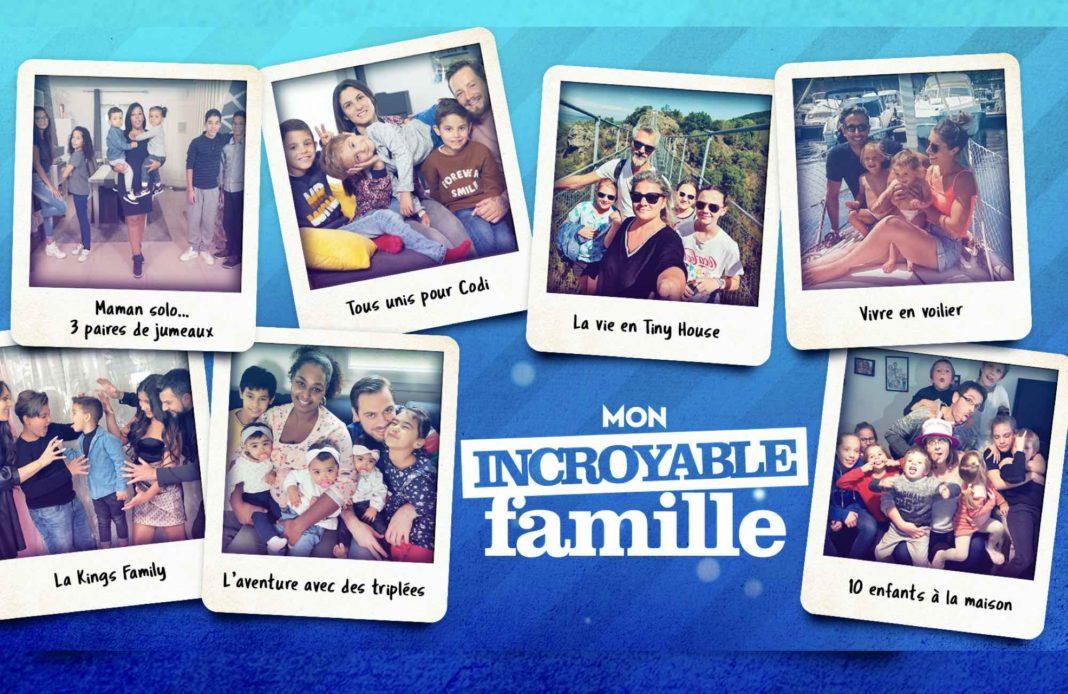Mon incroyable famille - M6 -