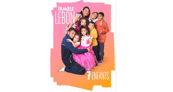 familles nombreuses la vie en xxl - saison 3 - TF1 - familles nombreuses - famille Lebon -