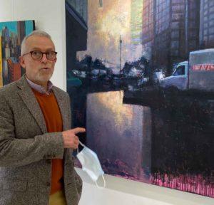 Miguel Nunez rauschert - artiste - paris - syma - flo