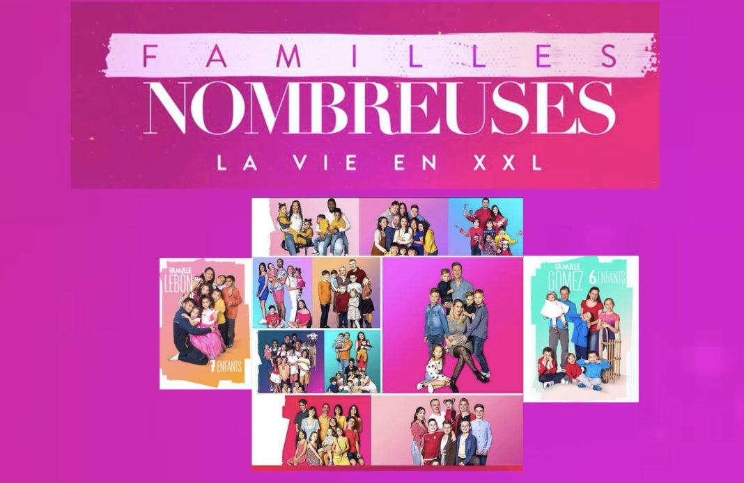 familles nombreuses la vie en xxl - saison 3 - TF1 - familles nombreuses -