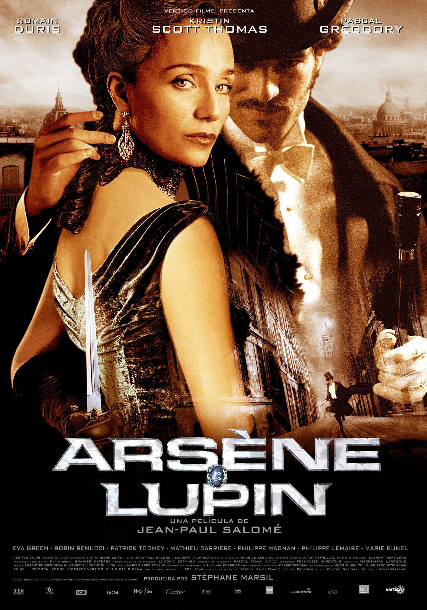 Arsène Lupin - film -