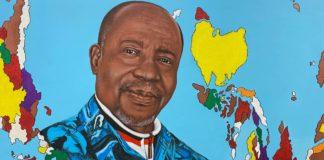 Chéri Samba - Expo - Galerie Seroussi - syma - Florence Yeremian - syma news - art - afrique - art africain - cheri Sambz - moke - kingelez - expo - exposition - galerie Natalie Seroussi - seroussi - kunst - arte - kin - kings of kin - kinshasa - congo