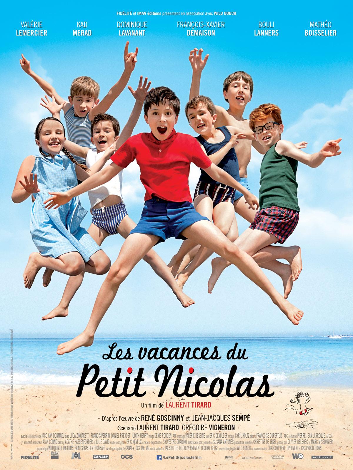 Les vacances du Petit Nicolas -