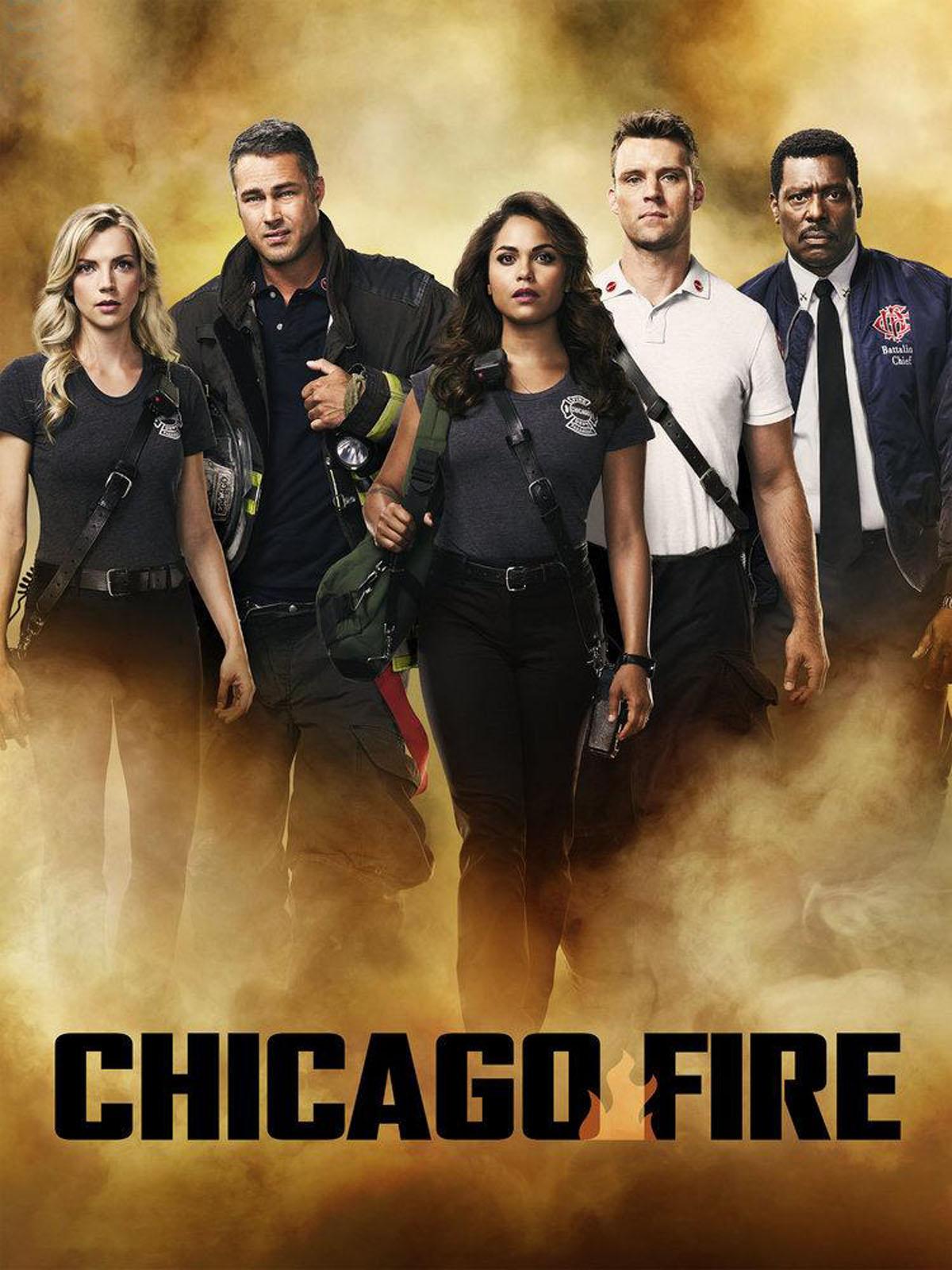 Chicago Fire - CStar -