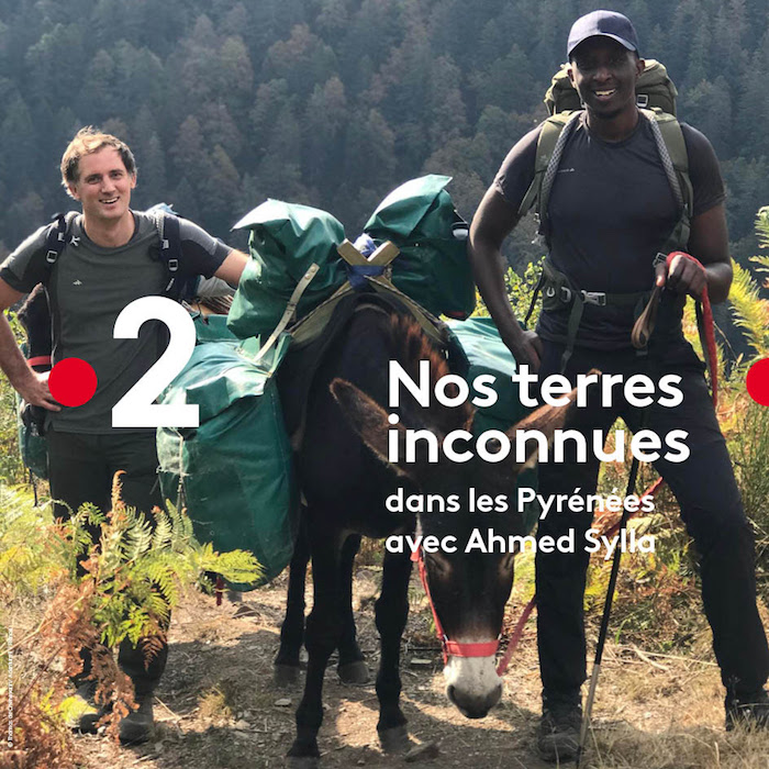 Nos terres inconnues - France 2 - Ahmed Sylla -