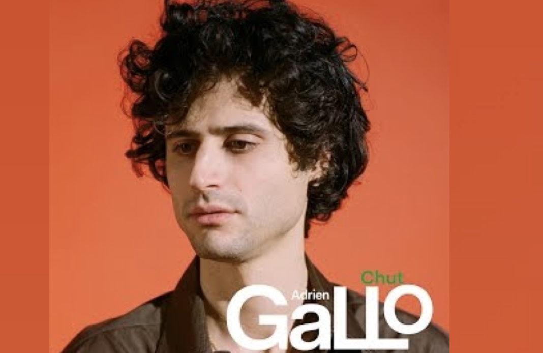 Adrien Gallo - Chut - BB Brunes -